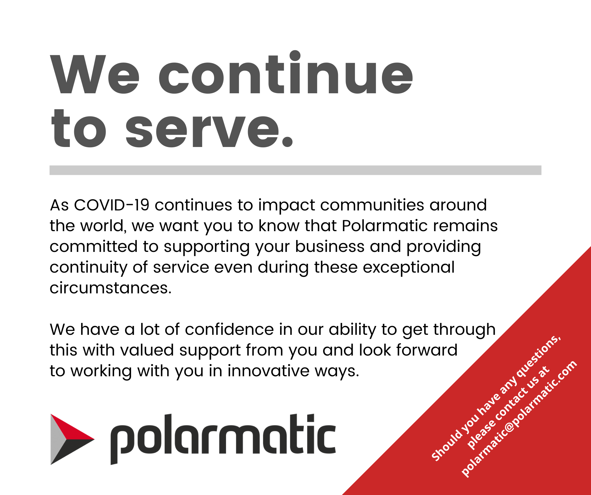 Polarmatic Oy remains open to serve our customers in light of COVID-19..png